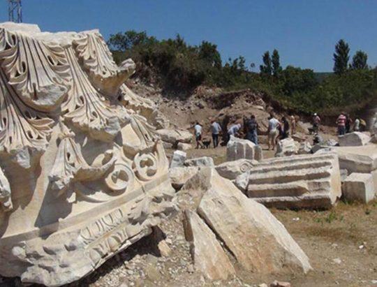 Kyzıkos Antik Kenti
